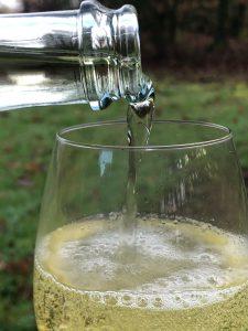 Cider de Gerdeneer wild ferment 2018