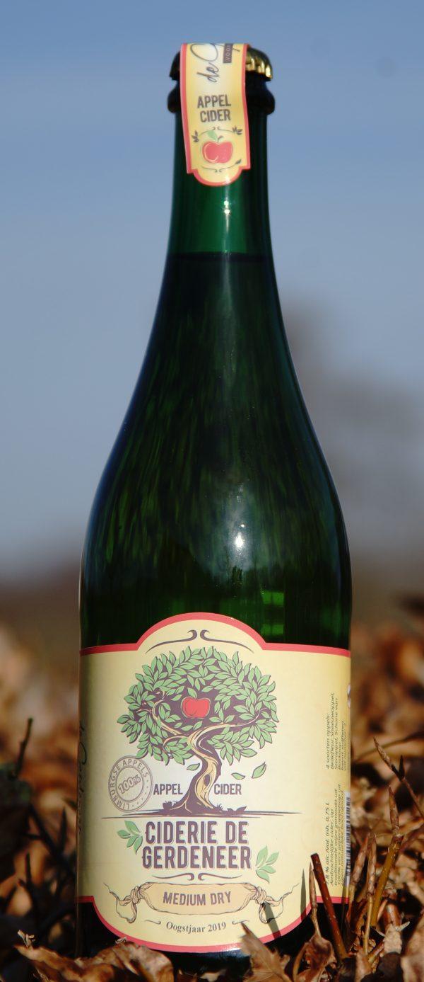 Cider medium dry 2019 DeGerdeneer