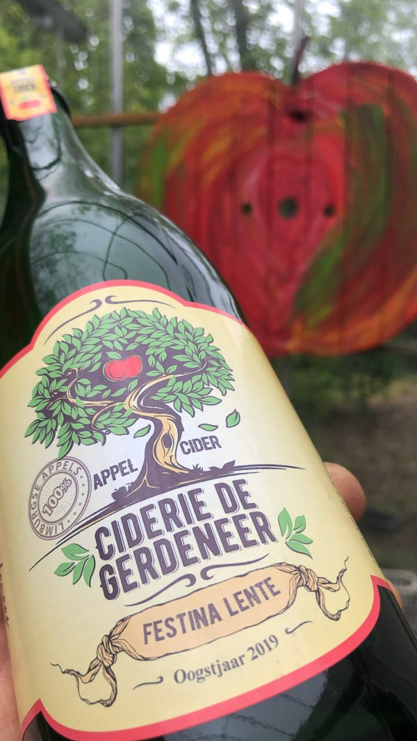 Cider Festina Lente de Gerdeneer
