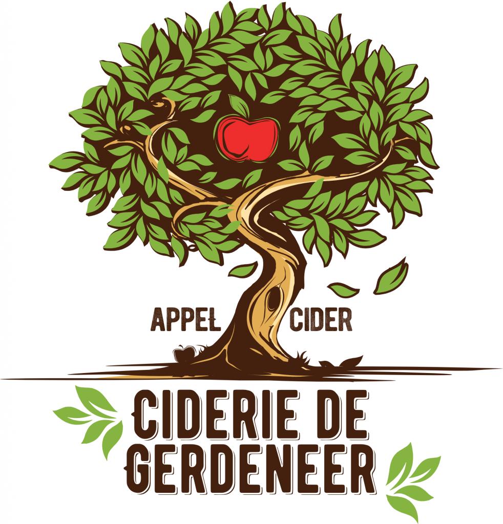 Ciderie de Gerdeneer LOGO